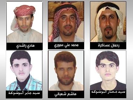 حکم اعدام ۵ تن دیگر از فعالان عرب اهوازي صادر شد