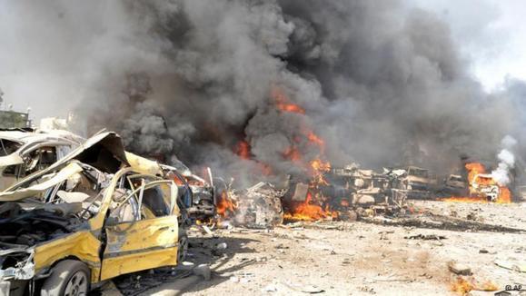 جنایت جدید نظام بشار اسد: بیش از ۲۰۰ تن در روستایی در نزدیکی حماه کشته شدند