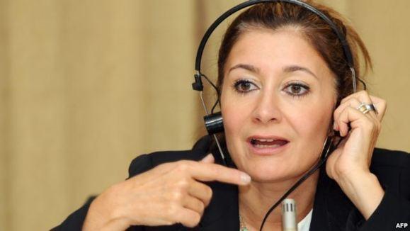 سارا لی ویتسون، مدیر بخش خاورمیانه دیده بان حقوق بشر