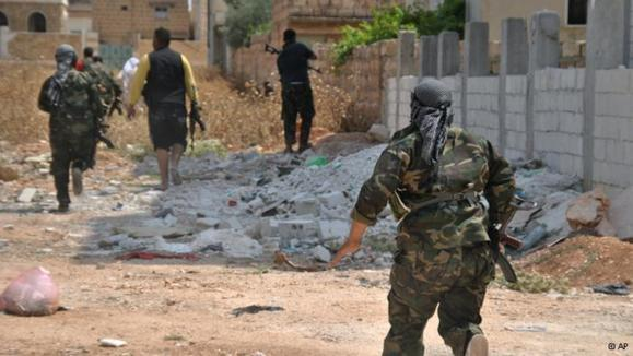 صلیب سرخ: جنگ داخلی در سوریه حاکم است