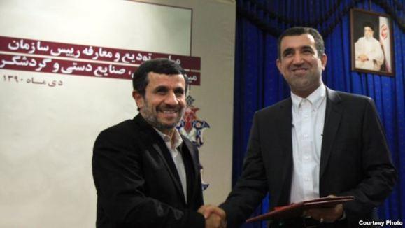رییس سازمان میراث فرهنگی: خشکسالی در جنوب ایران «جنگ نرم» و کار استکبار جهانی است