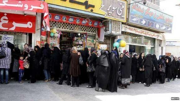 تایمز: فشار تورم ناشی از تحريم ها بر مردم ایران افزايش می يابد