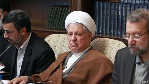 رفسنجانی: اوضاع ایران تأسفبار و نتیجه سوءمدیریتها است