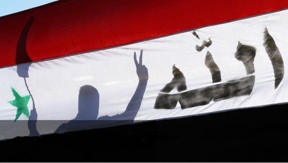 حمله به مواضع مخالفان در دمشق و افزایش شمار آوارگان