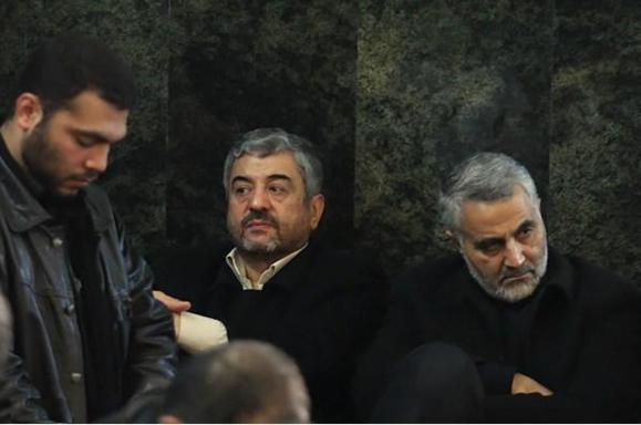 برادر سردار قاسم سلیمانی به دلیل اختلاس و فساد مالی بازداشت شد