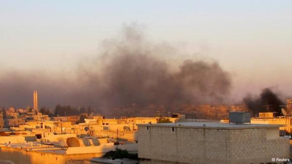 ادامه درگیریهای خونین در دومین شهر بزرگ سوریه
