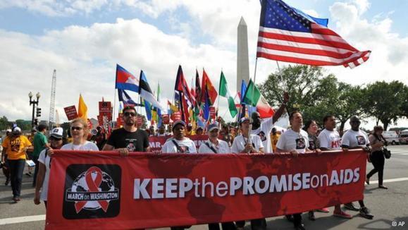 تلاش برای یافتن درمان بیماری ایدز، محور کنفرانس واشنگتن