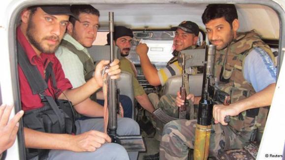 زمینهسازی برای انتقال قدرت در سوریه