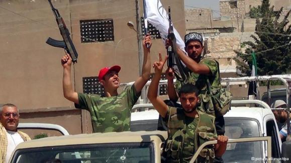 هشدار اوباما به سوريه در مورد استفاده از تسلیحات شيميايی