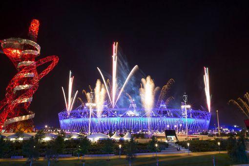 «خاطرهانگیزترین نمایش تاریخ المپیک»