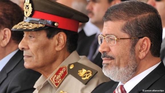تماسهای مرسی با مقامهای اسرائیلی برای پیگیری طرح صلح