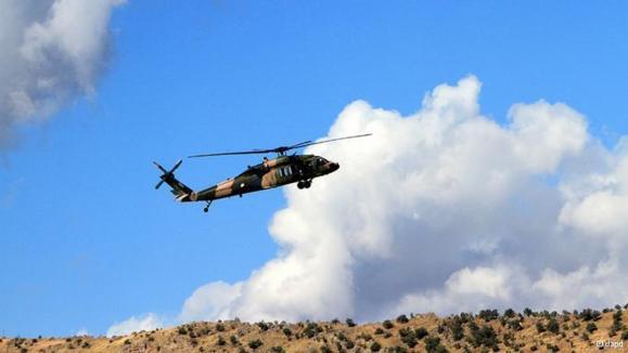 ترکیه بر توان نظامی خود در مرزهای مشترک با سوریه که گروههای معترض کرد سوری در آن فعالاند افزوده است