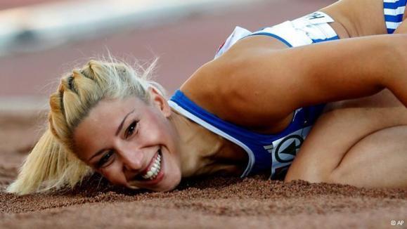 ورزشکار زن آلمانی در پی انتشار شایعات لندن را ترک کرد