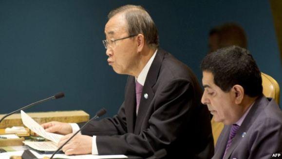 مجمع عمومی سازمان ملل دولت سوریه را محکوم کرد