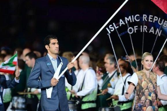 المپیک لندن: ماجرای غم انگیز پرچمدار کاروان ورزشی ایران آینه مدیریت ورزشی جمهوری اسلامی