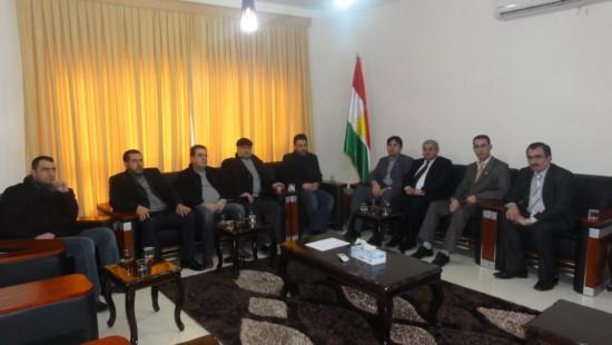 کردهای سوریه دومین دولت کرد منطقه را تشکیل می دهدند