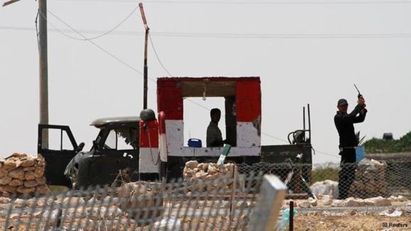 حملهای تازه به مرزبانان مصر در شبهجزیره سینا
