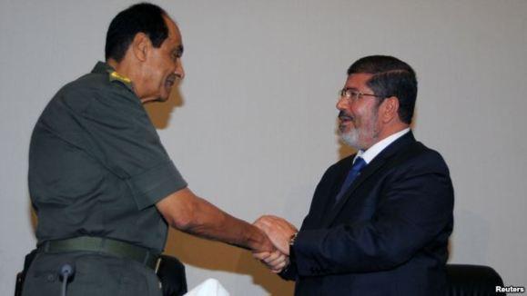 انقلاب سفید اخوان المسلمین بر علیه فرماندهی ارتش مصر