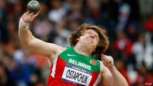 زن میدانیکار دوپینگی طلای المپیک را از کف داد
