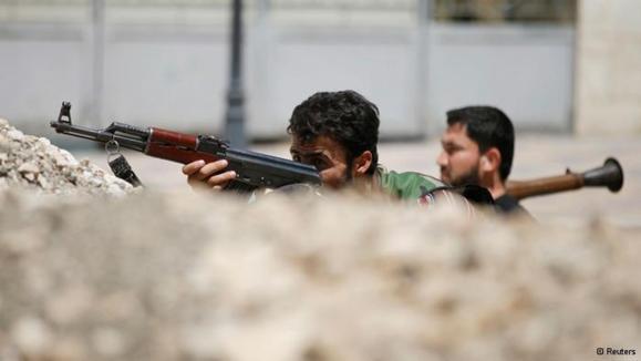 رزمندگان ارتش آزاد سوریه