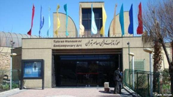 فرح پهلوی از جمع آوری آثار هنر معاصر در ایران می گويد