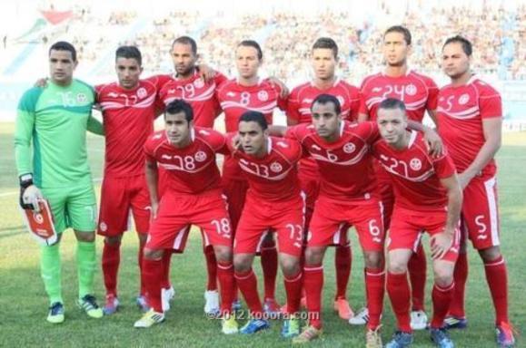 تساوی تیم ملی فوتبال ايران مقابل تونس در مجارستان