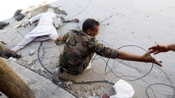 تغيير ديپلماسی آمريکا در سوريه؛ ورود موشک های زمين به هوا
