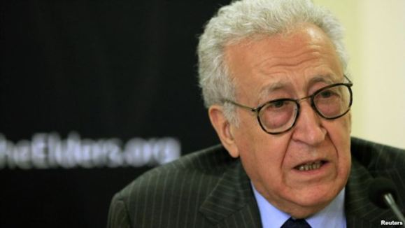 میانجیگر صلح در سوریه منصوب شد
