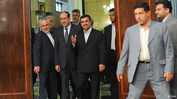 کمک عراق به حکومت ایران برای دور زدن تحریمها