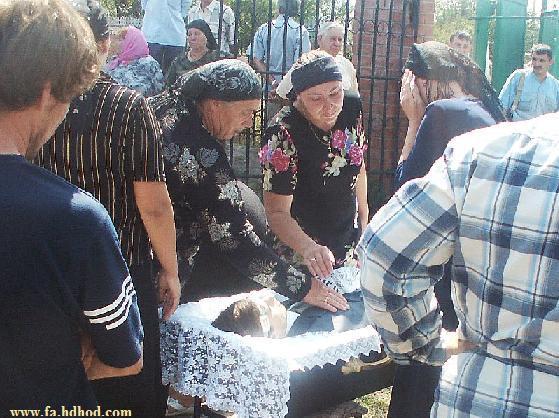 خشونت در قفقاز در پایان ماه رمضان