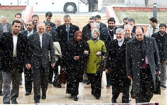تشکیل تیم ویژه ایران در آژانس بینالمللی انرژی اتمی
