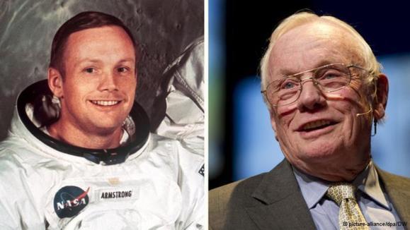 نخستین مسافر ماه درگذشت