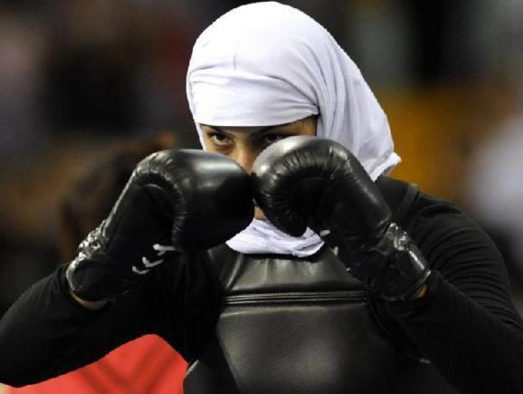 شهربانو منصوریان اولین زن طلایی ایران در مسابقات آسیا