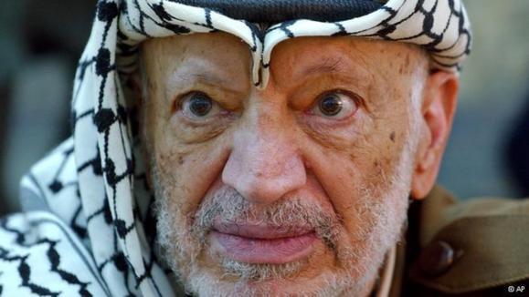 بررسی علت مرگ مشکوک یاسر عرفات در فرانسه