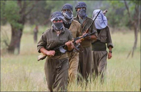 نبرد مرگبار نيروهای پ.ک.ک و ارتش ترکيه