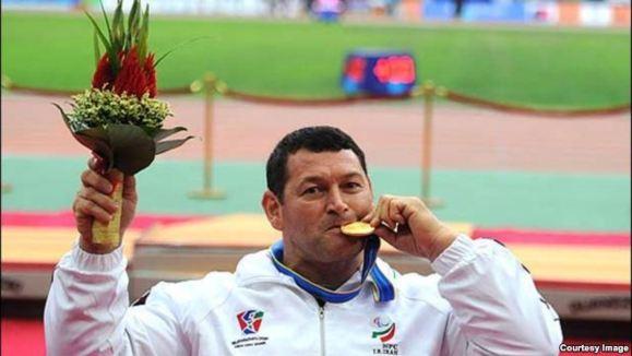 دو مدال طلا برای ایران در پارالمپیک لندن