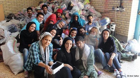 قوهقضائیه دستگیری امدادگران در مناطق زلزلهزده را تائید کرد
