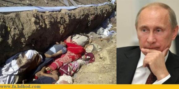 تاکید پوتین بر حمایت مسکو از رژیم بشار اسد