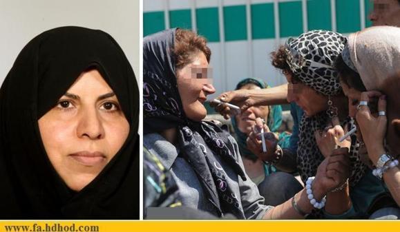 مرضيه وحيد دستجردی، وزیر بهداشت ایران