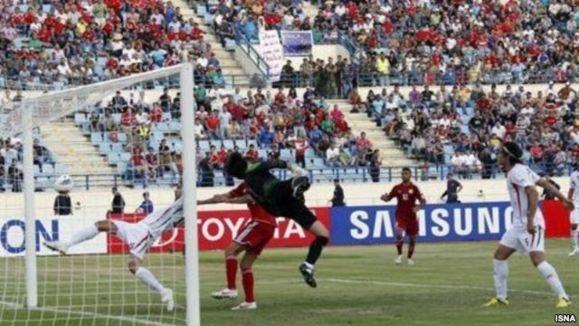 ناکامی تاريخی تيم ملی فوتبال ايران مقابل لبنان