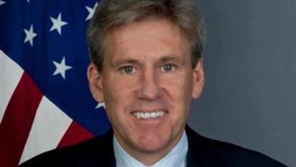 کشته شدن سفير آمريکا در حمله شب گذشته بنغازی