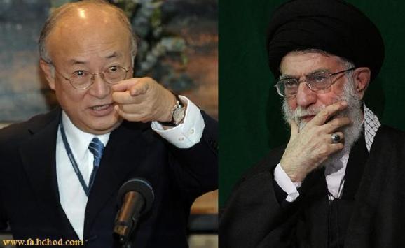 آمانو: ایران باید پیام قطعنامه جدید شورای حکام را «بفهمد»