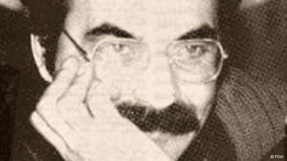 نوری دهکردی، از شخصیتهای سیاسی اپوزیسیون ایران ساکن برلین که در ترور میکونوس کشته شد.