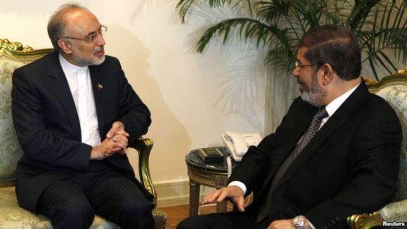 مصر: حمایت ایران از سوریه مانع از ارتقاء روابط تهران و قاهره است