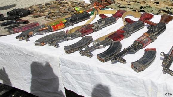 گزارش محرمانه در مورد ارسال اسلحه از ایران به سوریه