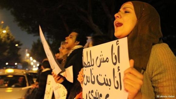 آیا انقلاب مصر زنان این کشور را خواهد خورد؟