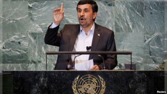 آمریکا برای ۲۰ تن از همراهان احمدی نژاد ویزا صادر نکرد