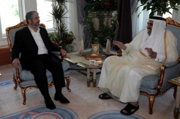 کمک میلیونی قطر به سازمان حماس