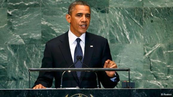 اوباما در سازمان ملل: «ایران هستهای قابل کنترل نخواهد بود»