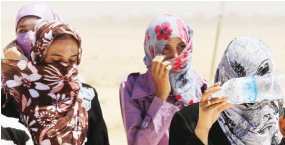 تصمیم اردن به جدا کردن مردان مجرد پناهجوی سوری